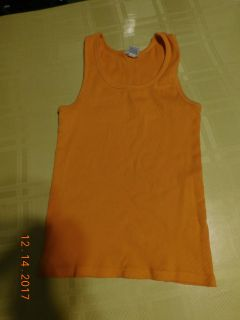 Old Navy Size M Great Condition. Color Is Orange