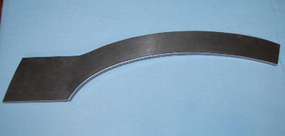 Buy Jaguar E-Type, XKE Rear Wing Repair SECTION - LH - CORRECT SHAPE - THESE FIT! motorcycle in Elkton, Maryland, US, for US $85.00
