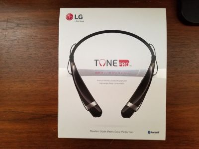 lg tone pro cell phone headset