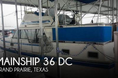 1985 Mainship 36 DC