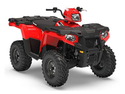 2019 Polaris Sportsman 450 H.O. EPS ATV Utility ATVs Weedsport, NY