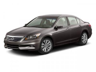 2012 Honda Accord EX-L V6 (Brown)