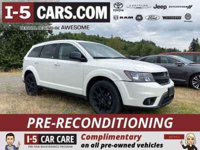 2018 Dodge Journey SXT (Vice White)