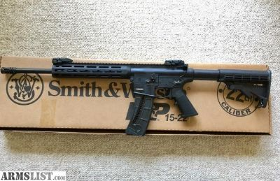 For Sale/Trade: M&P 15-22