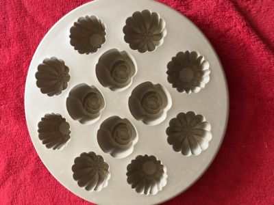 Pampered Chef Silicon Muffin Baker