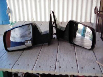 Side mirrors from 2007 Toyota Tundra