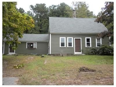 3 Bed 1 Bath Foreclosure Property in Bellingham, MA 02019 - Locust St