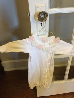 Baby Biscotti gown