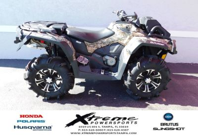 2013 Can-Am Outlander X mr 1000 Utility ATVs Tampa, FL