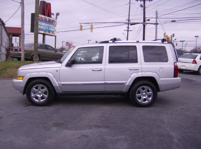 2006 Jeep Commander Limited (Pewter)
