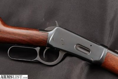"""For Sale: Winchester Pre-64 Model 94 (1894) Carbine, Blue 20"""" Sharp Condition Lever Action Rifle"""