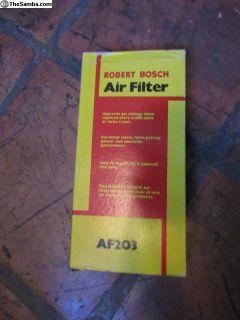 Bosch air filter AF203