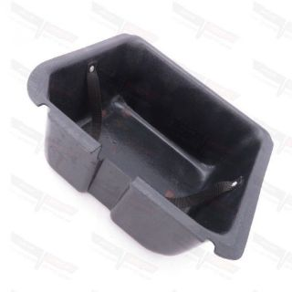 Sell Corvette Pass Side RH Rear Storage Compartment Plastic Tray 1968-Early 1979 motorcycle in Livermore, California, United States, for US $29.99