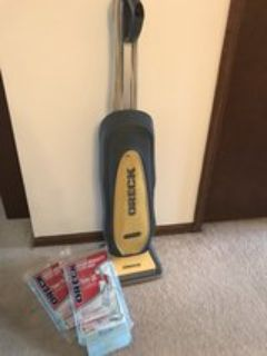 Oreck XL Element Vacuum