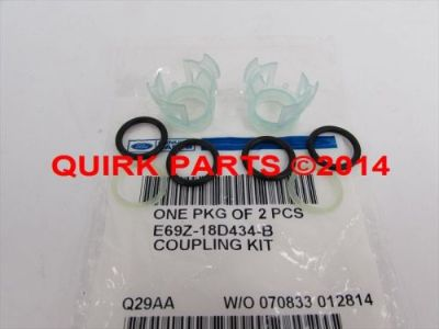 Find Ford Lincoln Mercury Evaporator Heat Water Hose Connect Coupling OEM E69Z18D434B motorcycle in Braintree, Massachusetts, United States, for US $38.88