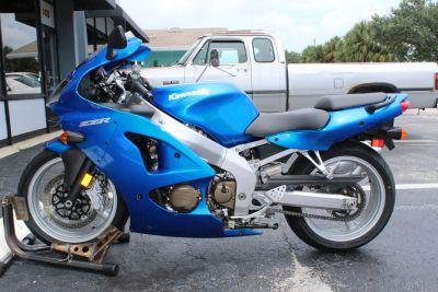 2008 Kawasaki ZZR 600 Sport Motorcycles Lake Park, FL