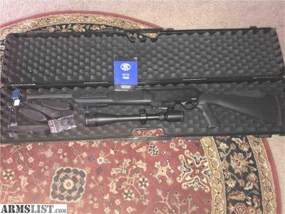 For Sale: FNAR, FNH, 308, w/scope