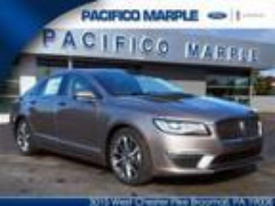2018 Lincoln MKZ Hybrid Brown