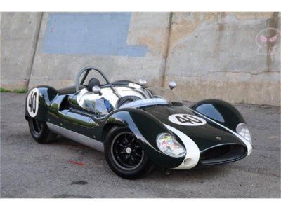 1961 Cooper Race Car