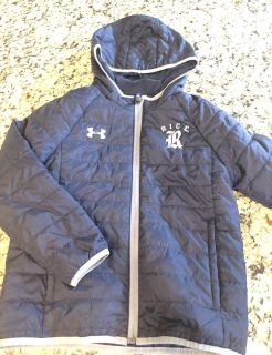 Under Armour - Rice University, size YS. Like new.