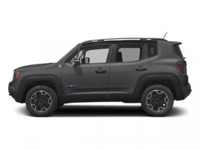 2016 Jeep Renegade Trailhawk (Granite Crystal Metallic Clearcoat)
