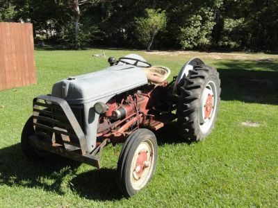 1947 8n Tractor