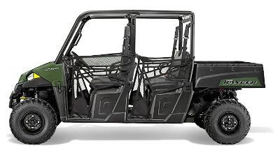 2015 Polaris Ranger Crew 570 Side x Side Utility Vehicles Lancaster, TX