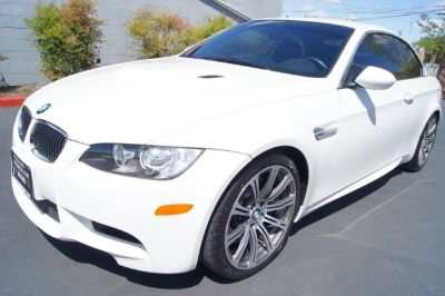 2008 BMW M3 Base 2dr Convertible