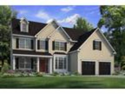 The Breckenridge Grande Traditional by Tuskes Homes: Plan to be Built