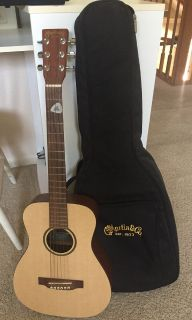 Guitar/Little Martin LM LXM plus Gigg Sack (case)