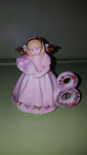 Collectable angel birthday