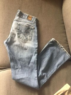27x31.5 (size 4) Buckle Culture Stretch Jeans