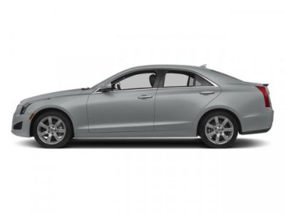 2014 Cadillac ATS 2.0T Luxury (Radiant Silver Metallic)