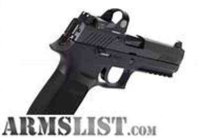 For Sale/Trade: sig 227 w. romeo sight
