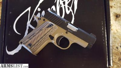 For Sale: Kimber Micro 380 Desert Night