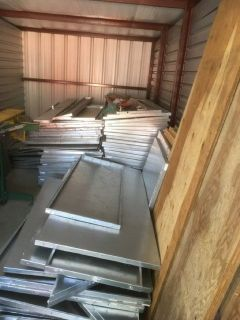 Wall Panels and Lights for Scrap Metal RTR# 8083126-10