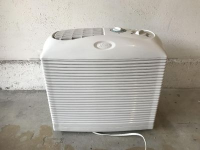 Hunter air purifier. Dek/syc delivery