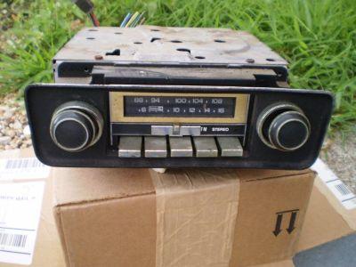 78-81 FIREBIRD TRANS AM ORIGINAL AM/FM DELCO RADIO BEZEL OEM 455 400 428 FORMULA