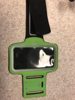 Cell phone arm band