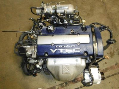 Sell Honda Prelude JDM H23A DOHC Vtec 2.3 Liter Engine 2.3L Motor F20B H22A Used motorcycle in Richardson, Texas, US, for US $649.00