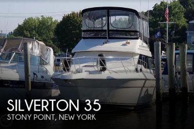 1989 Silverton 34