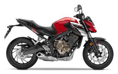 2018 Honda CB650F Sport Goleta, CA