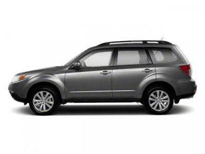 2012 Subaru Forester 2.5X Premium (Dark Gray Metallic)