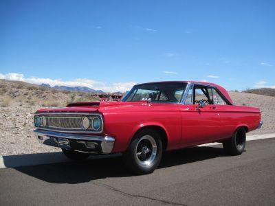 65 Dodge Coronet/ trade