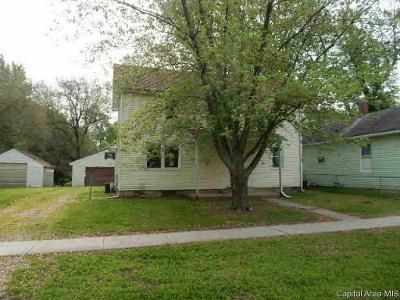 4 Bed 2 Bath Foreclosure Property in Springfield, IL 62702 - N Rutledge St