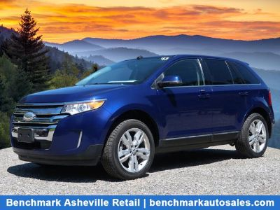 2013 Ford Edge Limited (Blue)