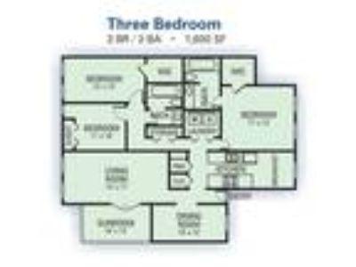 Linden Ridge Apartment Homes - Three BR Garden