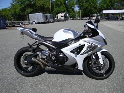 2008 Suzuki GSX-R1000 SuperSport Motorcycles Springfield, MA