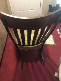 Chair - rocking chair