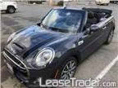 2017 MINI Cooper S Convertible Lease